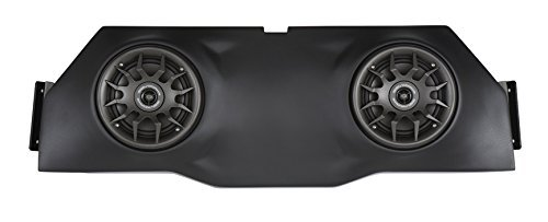 SSV Works WP-RZ3O+2 add on Speaker System, Plugs directly into WP-RZ3O4 BLUETOOTH Overhead Stereo System by SSV Works