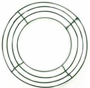 (Richland Wreath Frames Box Wire 14