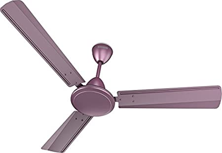 Standard Breezer 1200mm Ceiling Fan (Mauve) Ceiling Fans at amazon