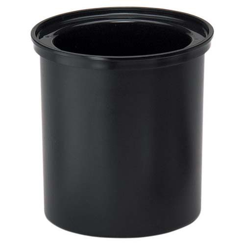 Cambro ColdFest Black Round 2 Qt Crock by ColdFest