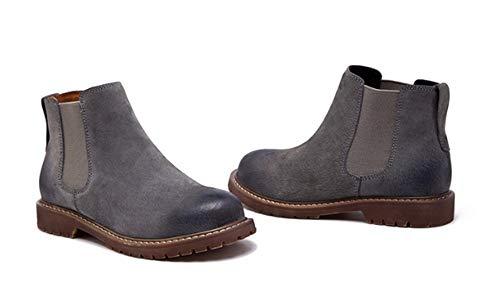 Otoño Boots Fur Xeb Invierno Calentar De Botines Botas wYZPqR