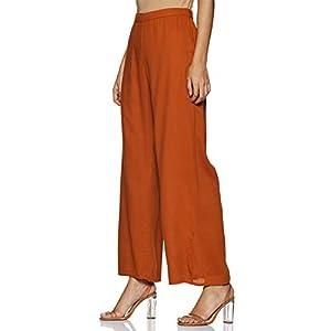 global desi Women's Straight Pants