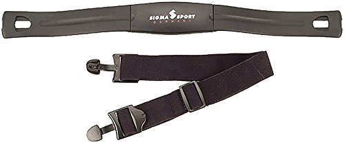 Sigma 93811 Chest Strap Non Coded Heart Rate Monitor