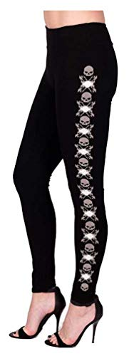 Harley-Davidson Women's XO Willie G Skull/B&S Embellished, used for sale  Delivered anywhere in USA