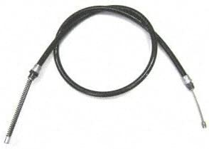 Absco 51099 Rear Left Brake Cable