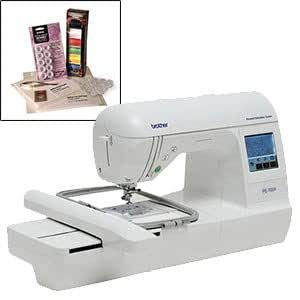 Brother® PE700IIPKG Computerized Embroidery Only Machine