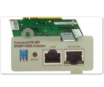 - Eaton 100Mb Connectups BD Web Snmp Card - Expansion (151335D)