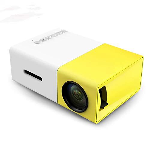 ALWAYZZ Proyector LED YG300 600 Lumen 3.5Mm Audio 320X240 Píxeles ...