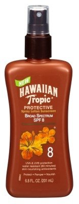 Hawaiian Tropic Protective Lotion 6 8oz
