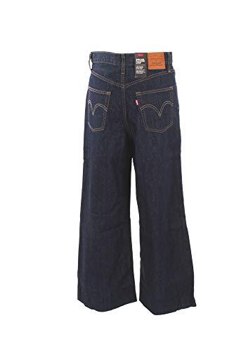 W Jeans Motown Philly ® Levi's Crop Ribcage Pleated xBIfOPX