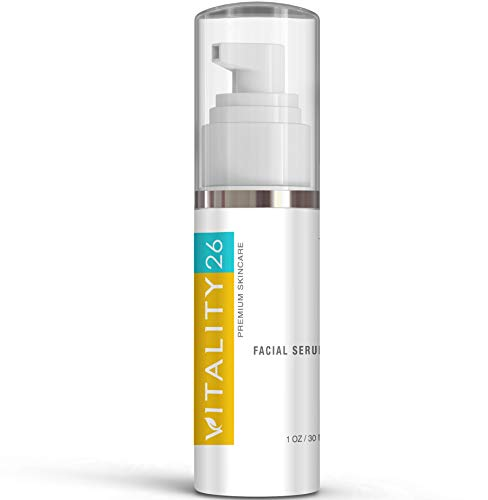 Vitality26 Skin Brightening Face Serum - Not Greasy - Premiu