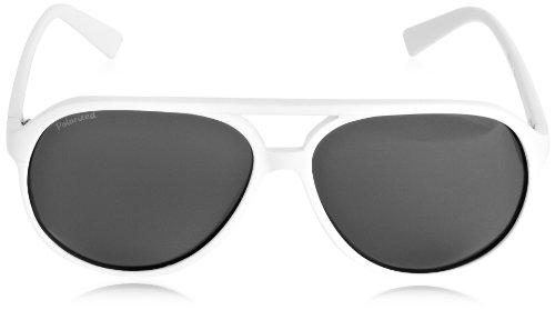 Sunoptic Gafas sol de Blanco hombre para r8wgrx4Cq