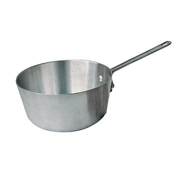 Winware Professional 3 Quart Aluminum Sauce Pan Pots   Pans