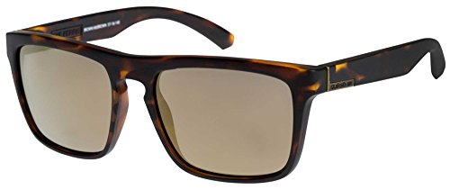 Quiksilver The Ferris Sunglasses - Matte Brown Tortoise / Brown
