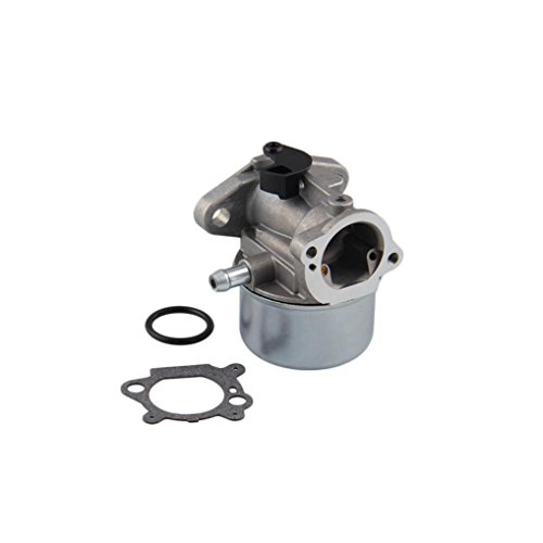 Sonmer Carburetor for BRIGGS & STRATTON 497314, 497347, 497586, 498170, 498254, 498255, 498966, 698444,799868 by Sonmer
