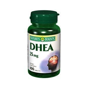 De BOUNTY NB DHEA 25MG 3421 100 To NATURE