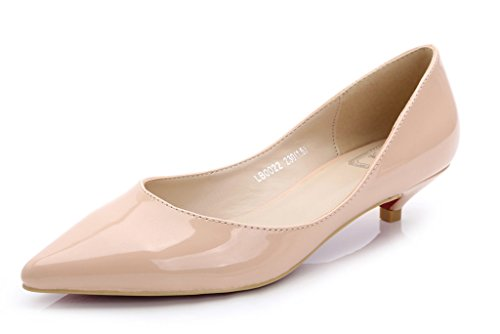 nude patent Classico leather donna CAMSSOO tqa6WPqE