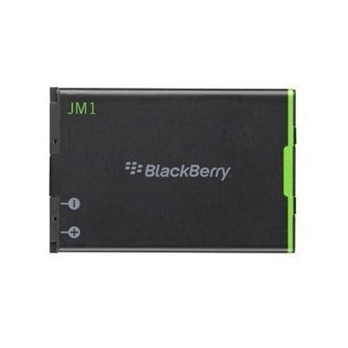 Blackberry Curve Battery Life (RIM JM-1 Original Battery for Blackberry 9900/9930 Bold Series Phones - Non-Retail Packaging - Black)