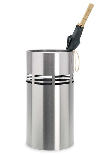 Blomus Stainless Steel Umbrella Stand by Blomus