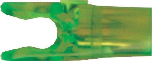 Gold Tip GT Series Standard Pin Nocks (100 Count), Flo (Gt Series Pin Bushing)