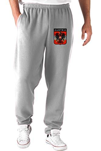 Pantaloni Austria Coat Arms Tuta Of Tstem0004 Grigio Shirt Speed 5XHvqwSx
