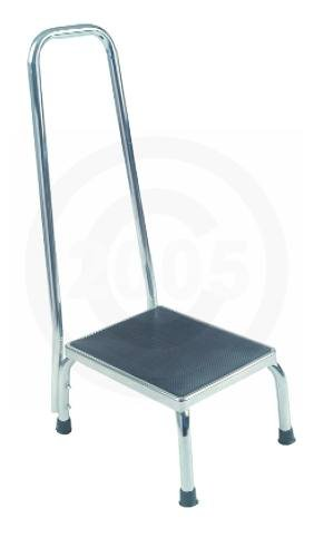Drive Medical Footstool With Non Skid Rubber Platform And