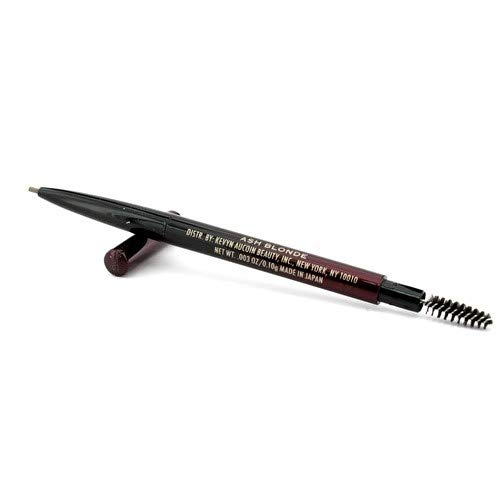 Kevyn Aucoin - The Precision Brow Pencil - Ultra-Slim Ash Blonde Brow Pencil and Brush for Eyebrow Shaping