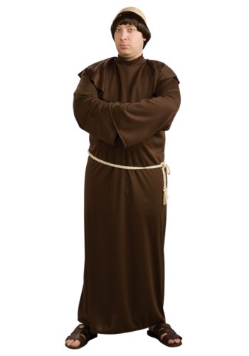 Friar Tuck Kids Costume (Rubie's Costume Co Monk Costume)