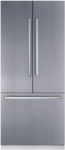Bosch : B36ET71SNS 20 cu. ft. Integra Series French Door Refrigerator - Stainless Steel