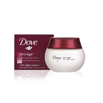 Dove Pro-Age Rich Night Cream 1.69 fl.oz.