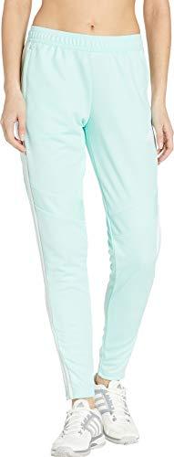 adidas Women's Tiro '19 Pants Clear Mint/White Small 30 ()