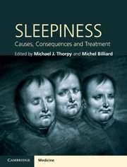 Written and edited by leading clinicians and researchers in sleep medicine, this is the first book to focus on the causes, consequences and treatment of disorders of excessive sleepiness. Extensive coverage is provided for all known causes of sleepin...