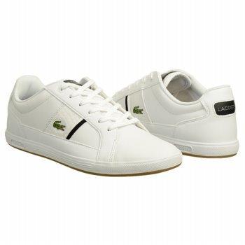 Chaussures De Sport À Faible Lacoste Blanc Léger ObDcYxAj