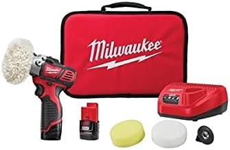 MILWAUKEE'S M12 Variable Speed Polisher/Sander Kit
