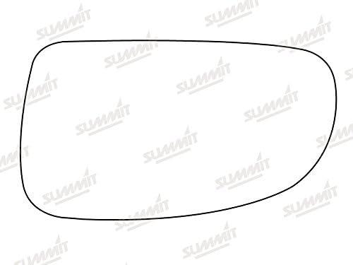 Cristal de recambio para espejo retrovisor Summit SRG-426