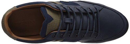 Lacoste Mens Chaymon 417 1 Sneaker Navy GGNSgoDaxH