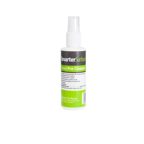 Smart Permanent Ink Remover 125ml   Remove Stubborn Stains and Permanent Markers   Ideal for SmarterSurfaces Dry Erase ()