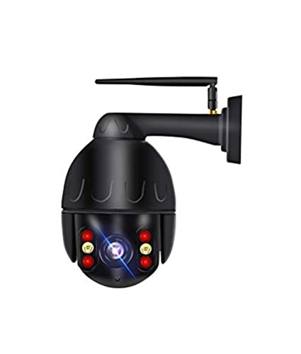WSJS 4G Ball Cámara de Seguridad 1080P Cámara para ...