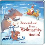 Nimm mich mit, lieber Weihnachtsmann!