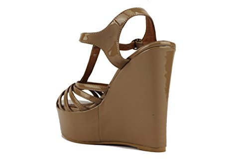Jeffrey Campbell Women's Beige Sandals Beige Fashion 474nRZq