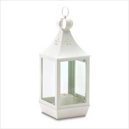 SWM 38467 Large Cutwork Garden Lantern