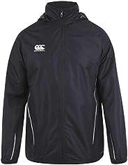 CCC team full zip rain jacket [black]