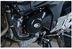 Couvre-carter gauche R/&G RACING noir Kawasaki Z800