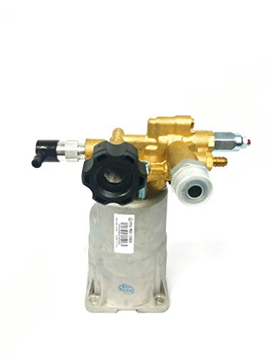 Premium Cold Water Gasoline Pressure Power Washer Cleaner Replacement Axial Pump for AR RMV2.5G30D 3000PSI 2.5 GPM 3/4