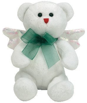 Image Unavailable. Image not available for. Color  TY Beanie Baby - HARK  the Angel Bear ... 9c0c37692a5c