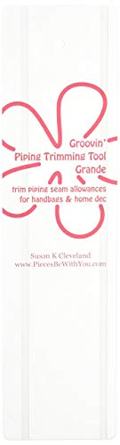 Pieces be with you, Grande Groovin Piping Trimming Tool