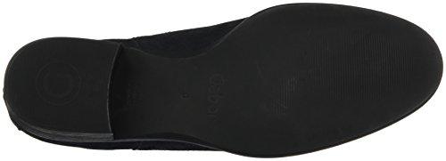 Gabor Shoes - Gabor Fashion 31.640, Stivali Chelsea da donna, blu (dunkelblau 16), 35