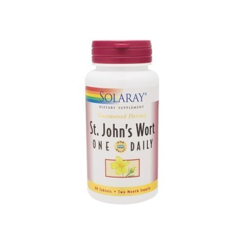 Solaray Daily Johns Supplement 0zujfp product image