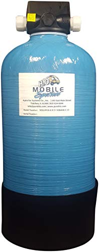 - 6500 Grain Mobile Spotless-Spot Free Rinse Water Demineralizer/Deionizer, Rinse Down Your RV Car, Boat, Windows or Solar Panels.