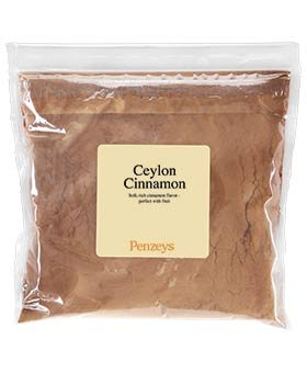 Ceylon Cinnamon Ground By Penzeys Spices 9.6 oz 3 cup bag